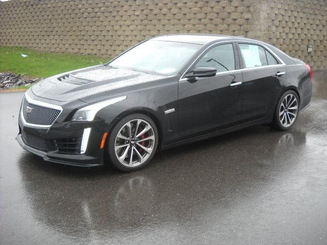 Pre-Owned 2016 Cadillac CTS-V Sedan 4DR SDN