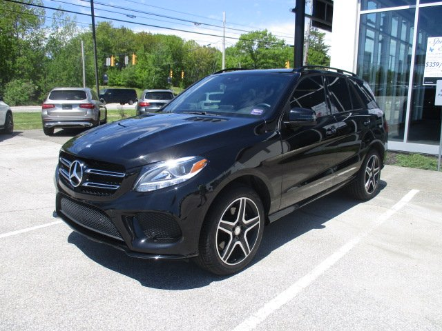 Pre-Owned 2017 Mercedes-Benz GLE 350 4MATIC