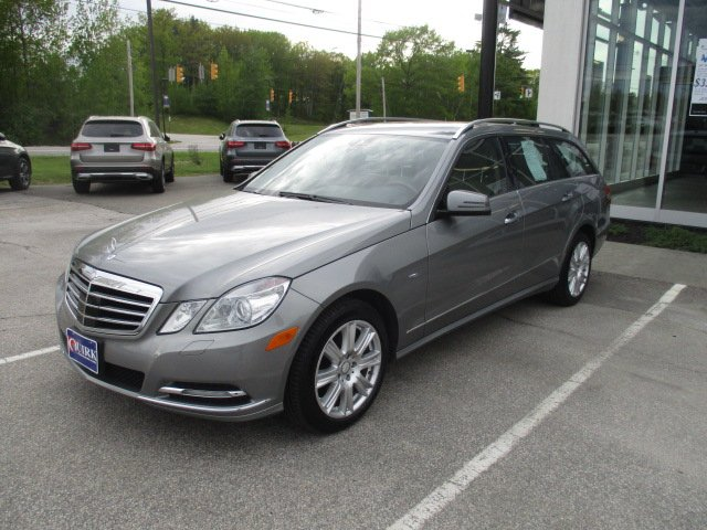 Pre-Owned 2012 Mercedes-Benz E350 4MATIC WAGON