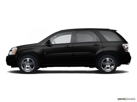 Pre-Owned 2008 Chevrolet Equinox LS