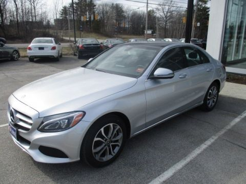 Pre-Owned 2017 Mercedes-Benz C 300 4MATIC C 300
