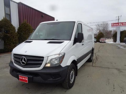 "Pre-Owned 2015 Mercedes-Benz Sprinter 2500 144"" Cargo Van"